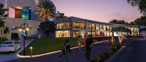 Gaur galleria best commercial spaces of time @9266789000