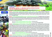 International Tour Packages from Chennai