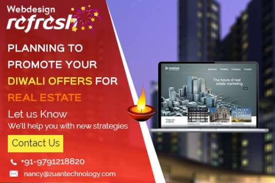 Reg: best website design for real estate services