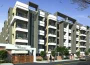 Unfurnished 1135 sq.ft. 2 BHK Luxurious Flat at K R Puram