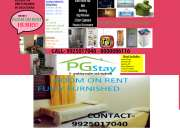 Pg for working males inclusive of all bills and all facility