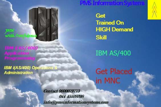Training on ibm i (as/400) / synon/ lansa to corporate & individuals