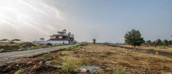 Bmrda approved premium villa plots on kanakapura main road