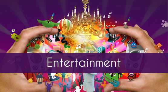 Celebrate your best moments of your life with galaxy entertainment.
