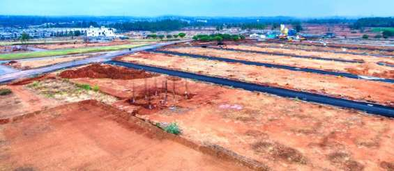 Primium plots on reputed builder on south bangalore