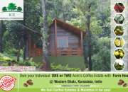 4.12 Acres  Maintained coffee estate for sale Distance Madikeri to 5Km Via Virajpet roa