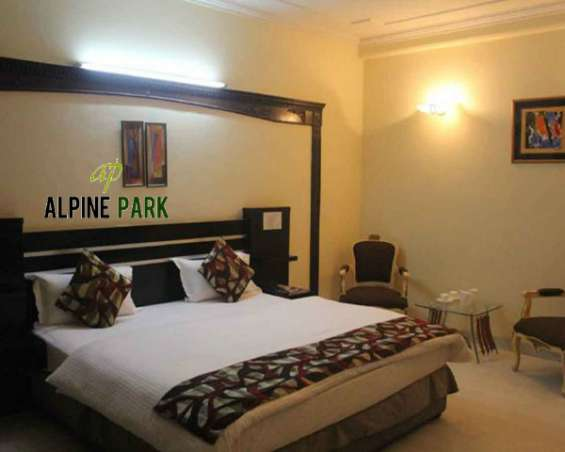 Enjoy stay alpine-park guest house in gurgaon