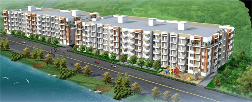 1190sqft 2bhk flat at horamavu
