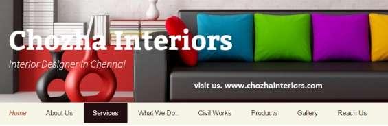 Chozha interiors and desingers