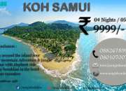 Koh Samui package (05Nights/06Days) Uniglobe MKOV Noida Honeymoon package