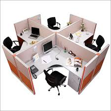 Office furniture partition