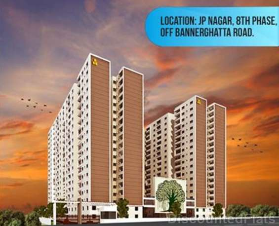 Apartments in valmark orchard square, bangalore for sale