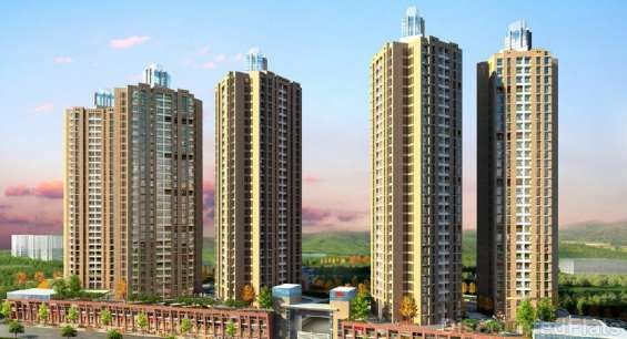 Artful designed 1-2-3 bhk residences at thane by vijay group