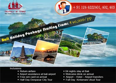 Cheapest bali holiday package