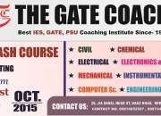 Gate 2016 Crash Course for Mechanical Engineering