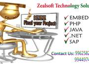 2015 Final Year Projects in Madurai