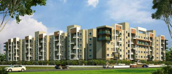 3 bhk luxury apartments for 54 lakhs in electronic city