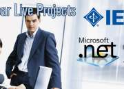BE Final Year projects in madurai