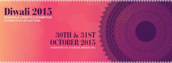 Diwali fashion & lifestyle exhibition 2015