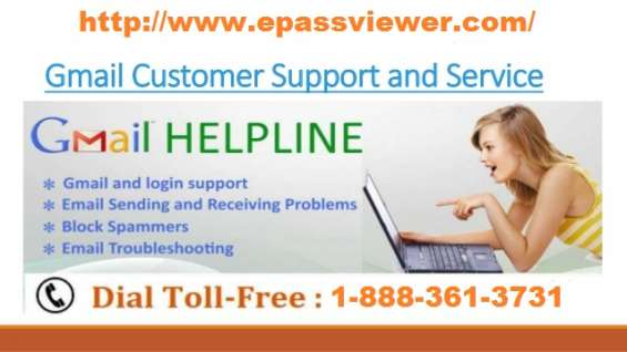 Gmail customer support helpline number @1-888-361-3731 in