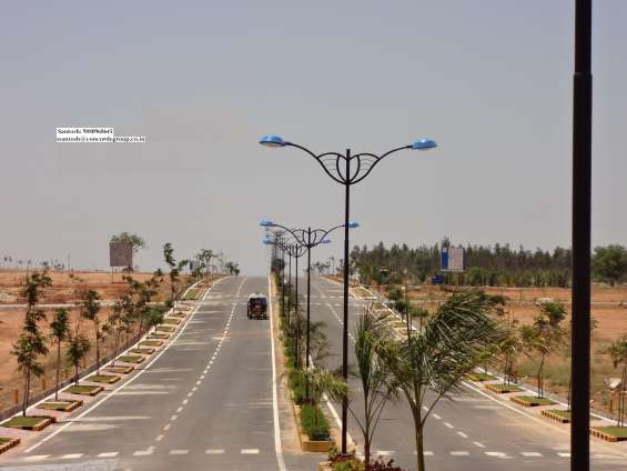 Property for sale in sarjapur-bagalur road for rs 750/-