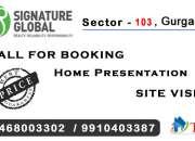 Signature Global Grand Iva Affordable Housing Sector 103 Gurgaon @ 8468003302