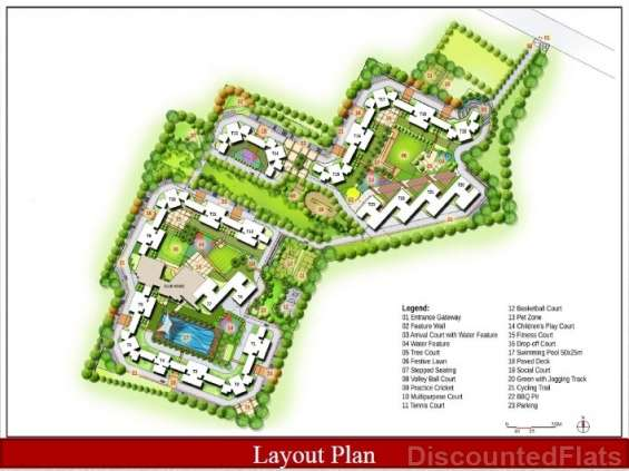 Flats for sale in skylark ithaca in whitefield