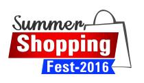 Summer shopping festival 2016