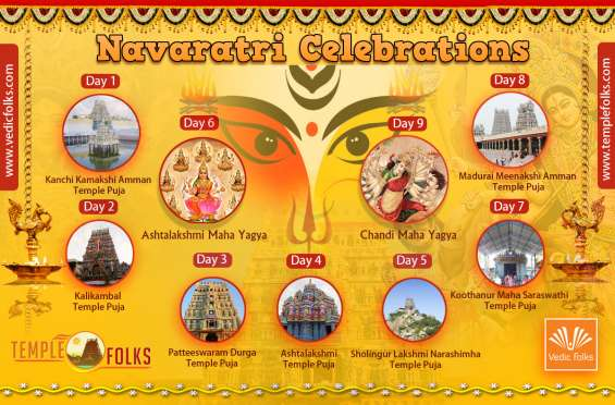 Ultimate grand navaratri celebrations