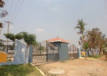 Garden rv villa plots project are fully developed and ready for registration,
