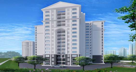 Skylark royaume 2 bhk flats for sale in hosa road bangalore