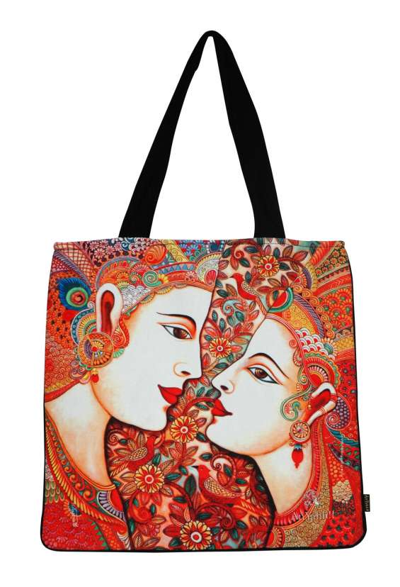 Art deco tote bags for sale