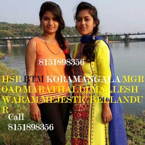 Call girl female escorts ravi  bangalore koramangala