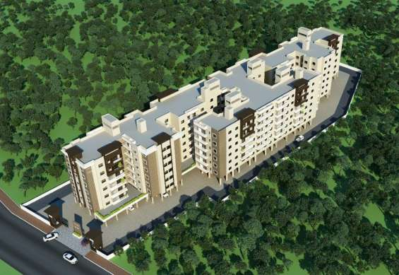 Residential apartments developed by concorde group in electronic city phase 1
