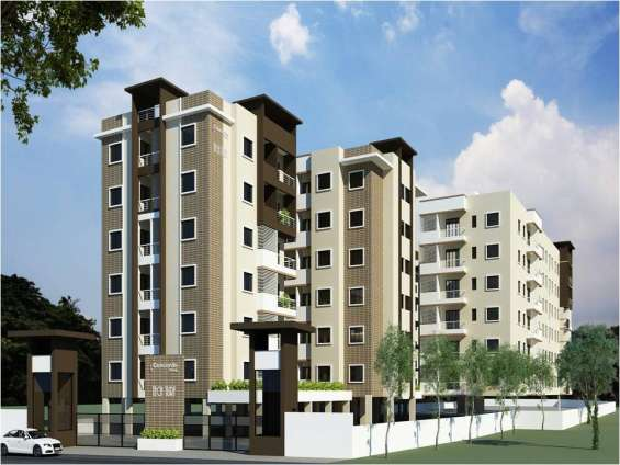 Brand new apartments in electronic city, at rs 46lakhs only