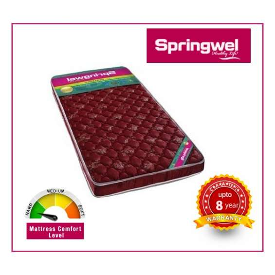 Buy springwel mattress online in gurgaon