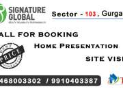 Signature Global Grand Iva  Sector 103 Gurgaon @ 8468003302