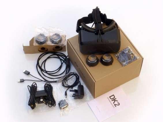 Oculus rift dk 2 business setup