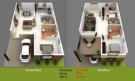 3 bhk villa sale in electronic city bangalore