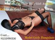 Only High Profile Call Girls In Bangalore Call 8151898356 Ravi