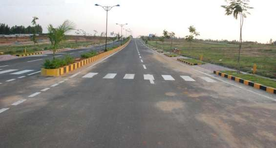 Your dream plots in sarjapur-bagalur road for rs 750/-