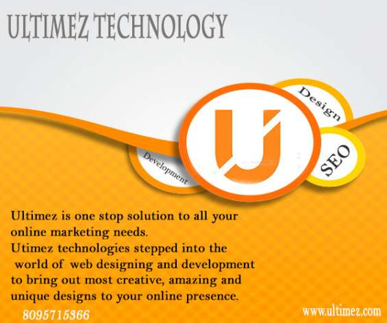 E-commerce website designing company in bangalore