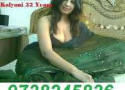 VIP TELIGU HOUSEWIFE KALYANI 32 YR HOT INDEPENDENT LOOKING FOR FUN