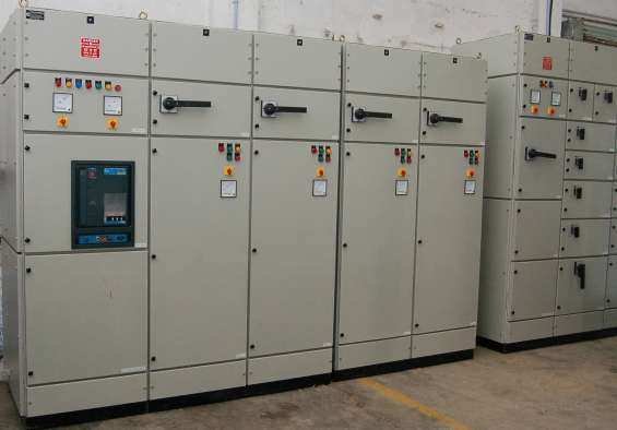 Electrical panel exporters india- brilltech bus duct india