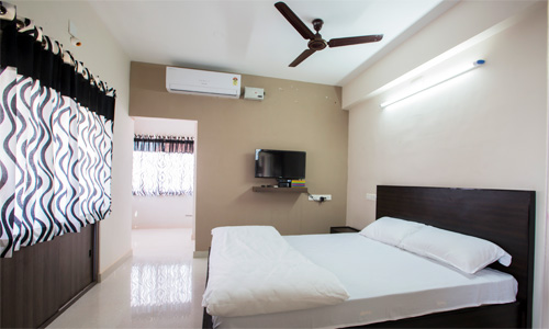 Fully furnished service apartments in coimbatore