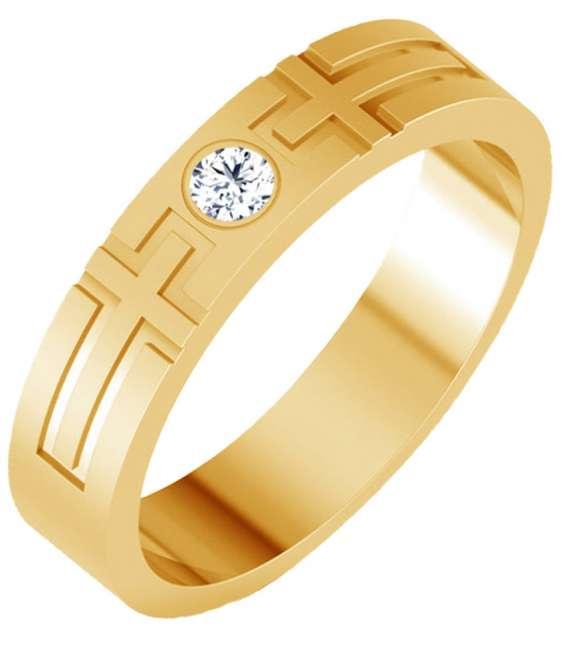 Buy jacknjewel 92.5 sterling silver diamond ring