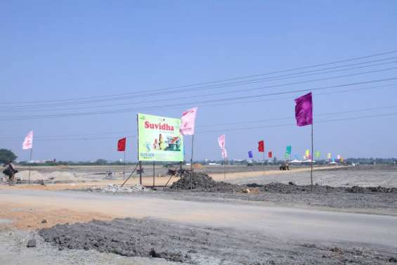 Buy best residential plots in hyderabad | shathabdhi townships