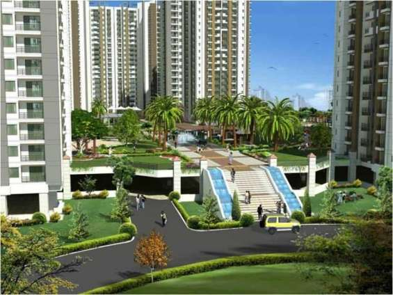 Get 2/3 bhk flats in noida spring meadows@9266850850