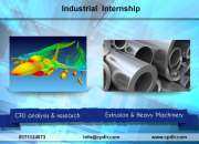 ANSYS, CATIA, AutoCAD, Solidworks Training