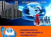 web hosting company.